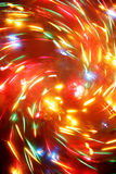 Multi-colored lights Royalty Free Stock Photography