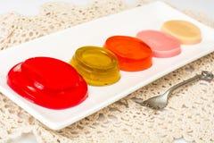 Multi Colored Marmalade Royalty Free Stock Photos