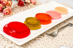 Multi Colored Marmalade Stock Images