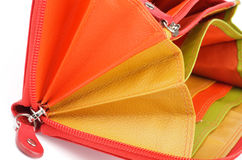 Multi Colored Purse Stock Images