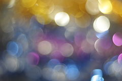 Multi Colored sparkles Royalty Free Stock Photos