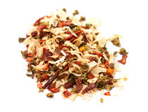 Multi-colored spices Royalty Free Stock Photo