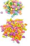 Multi Colored Sprinkles Royalty Free Stock Photo