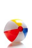 Multi-colored strandbal Royalty-vrije Stock Foto