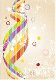 Multi-colored strepen Royalty-vrije Stock Afbeeldingen