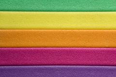 Multi-colored stripes background Royalty Free Stock Photography