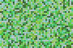 Multi colored tiles Stock Photo