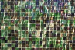 Multi-Colored Tiles Underwater Royalty Free Stock Photos