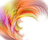 Multi-colored veren Stock Fotografie