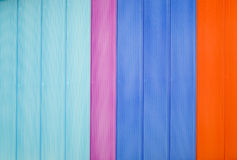 Multi colored wall. Colorful plastic wall of an industrial building in Maasdijk, the Netherlands Royalty Free Stock Images