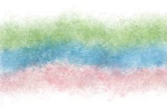 Multi colored water wave abstract or vintage watercolor paint background. Multi colored water wave abstract or grunge vintage watercolor paint background Royalty Free Stock Photography