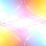 Multi coloured abstract background Stock Image