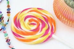 Multi-coloured Candy Royalty Free Stock Photography