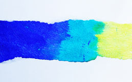 Multi-coloured paper Royalty Free Stock Photo