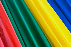 Multi-coloured strips Stock Photography