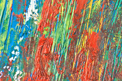 Multi-coloured structure of background. Acryle Royalty Free Stock Photography