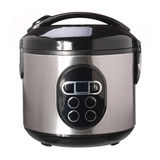 Multi Cooker isolated Stock Photography