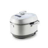 Multi Cooker. On the white background, isolated Royalty Free Stock Photos