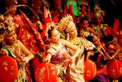 Multi Culrural Dance Stock Photo