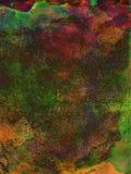 Multi de textuurachtergrond van de kleurenverf Stock Afbeelding