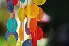 Multi disco di colori Fotografia Stock Libera da Diritti