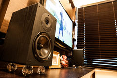 Multi Entertainment system Royalty Free Stock Photography
