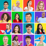 Multi Ethnic People Stock Image