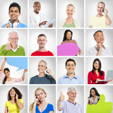 Multi Ethnic People Royalty Free Stock Images