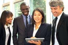 Multi-ethnic team Stock Photos