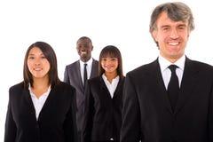 Multi-ethnic team Royalty Free Stock Photography