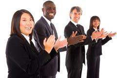 Multi-ethnic Team Stock Photo