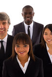 Multi-ethnic team Stock Photography