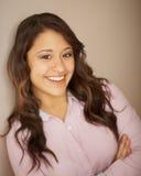 Multi ethnic young woman Stock Photo