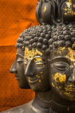 Multi face of buddha Royalty Free Stock Images