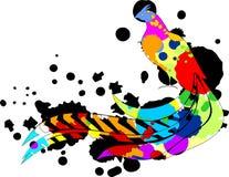 Multi faisão colorido Fotografia de Stock Royalty Free