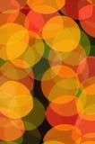 Multi farbige Funken Stockbild