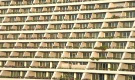 Multi-flat woonhuis Royalty-vrije Stock Afbeeldingen