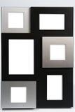 Multi fotoframe Royalty-vrije Stock Foto