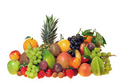 Multi Fruit Royalty Free Stock Images