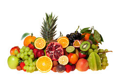 Multi Fruit Royalty Free Stock Photos