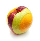 Multi fruit Royalty Free Stock Photo