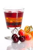 Multi-fruit jelly Royalty Free Stock Images