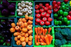 Multi fruits in basket Royalty Free Stock Photos