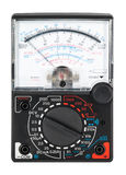Multi-function analog meter Royalty Free Stock Image