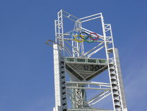 Multi-function Broadcasting Tower (Linglong Tower) Stock Photos