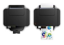 Multi function printer Royalty Free Stock Image