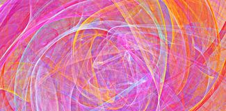 Multi fundo abstrato colorido brilhante ilustração do vetor