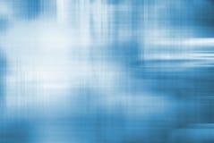 Multi fundo mergulhado azul Fotografia de Stock