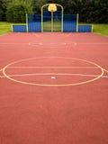Multi Gebrauch Sports Aktivitäts-Spiel-Bereich Lizenzfreie Stockfotografie