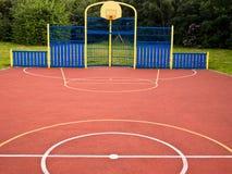 Multi Gebrauch Sports Aktivitäts-Spiel-Bereich Lizenzfreies Stockbild